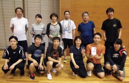 2017.7.4山口支部バレーボール大会(準優勝・県税).JPG
