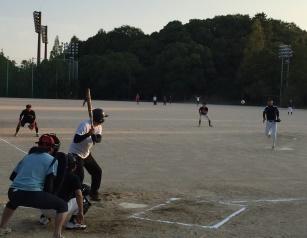 2018.8.7第50回支部長杯ソフトボール大会 試合風景 ③ - コピー.jpeg