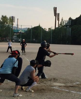 2018.8.7第50回支部長杯ソフトボール大会 試合風景 ④ - コピー.jpeg